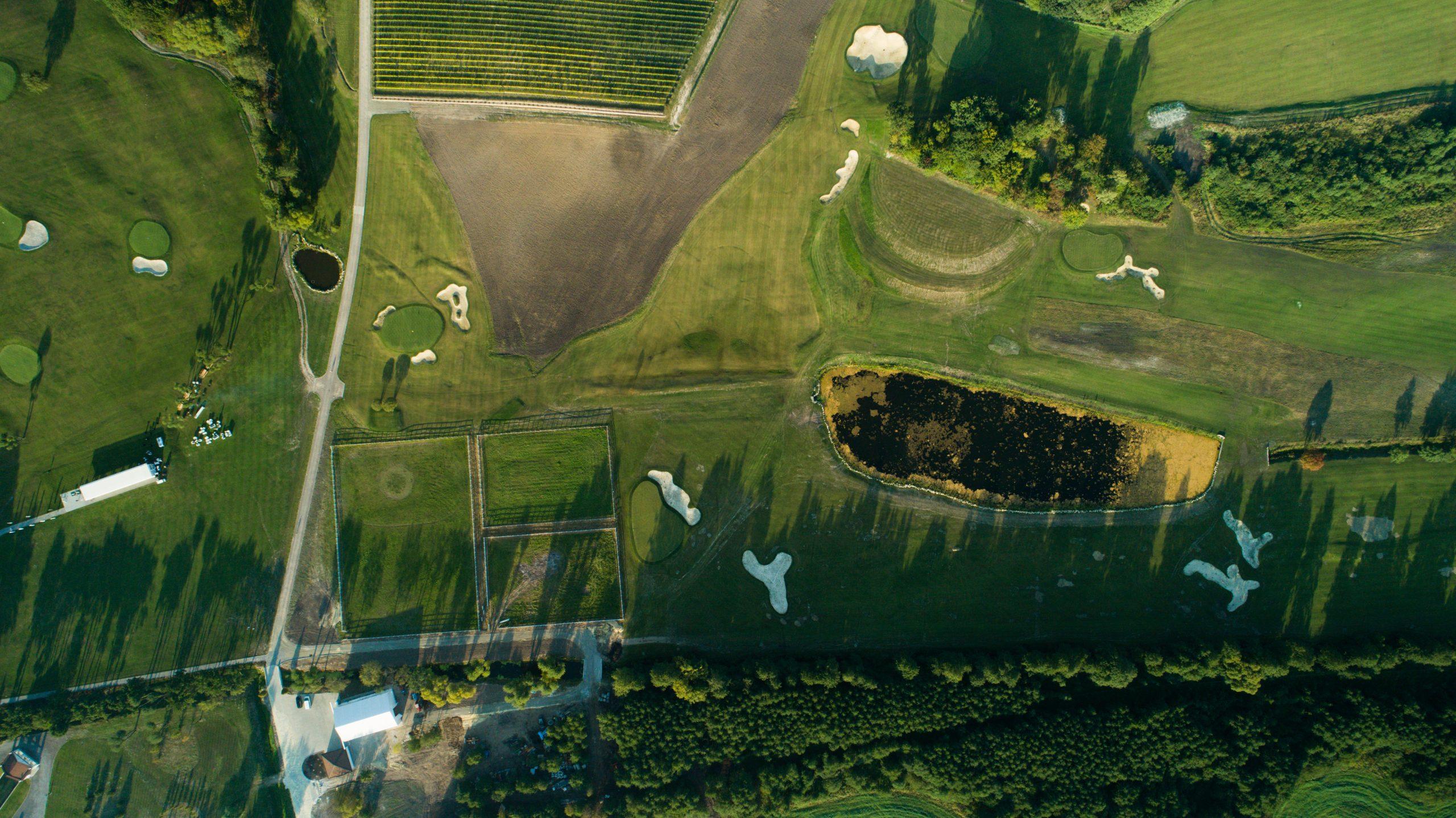 Гольф-поле в Edem Resort